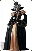 呪われた女王様 コスプレ衣装