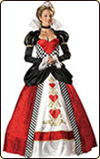 ハートの女王様 コスプレ 衣装