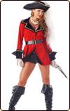 赤いジャケット海賊